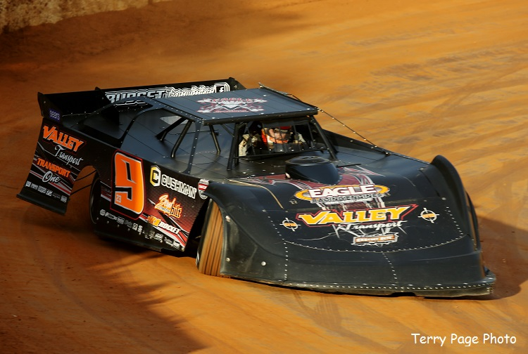 SEYMOUR, TN – On Friday evening, Cory Hedgecock collected the biggest win of his career in front of a packed house at 411 Motor Speedway.