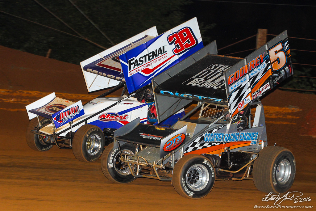 Macri Races To First Career Win In 410 Thriller At Lincoln Dirt Track Digest 2020