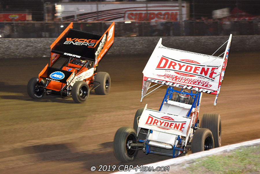 World of Outlaws Sprint Cars to visit Dubuque Speedway for