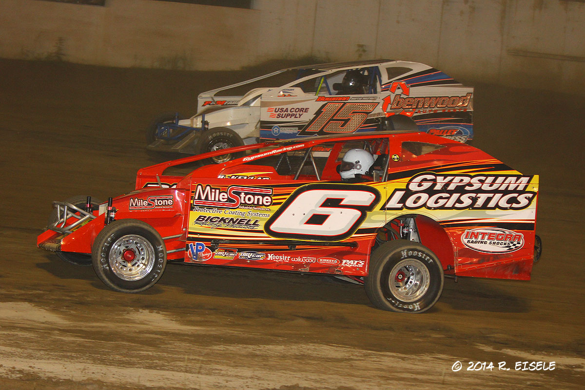 Johnson, O'Brien and Brown Selected to NE Dirt Modified Hall