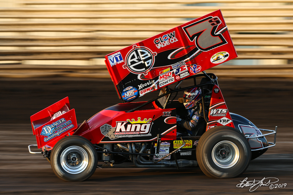 Tim Kaeding Hoping to Pick up West Coast Victory with Sides